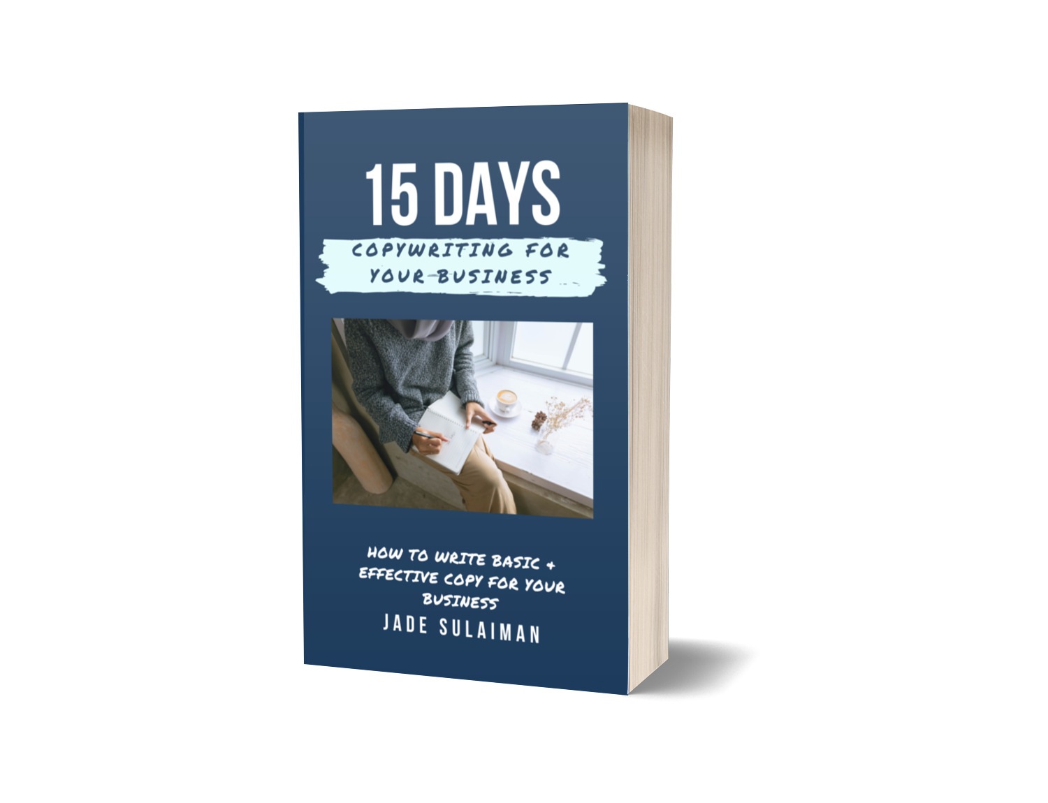 15 days of copywriting for your business